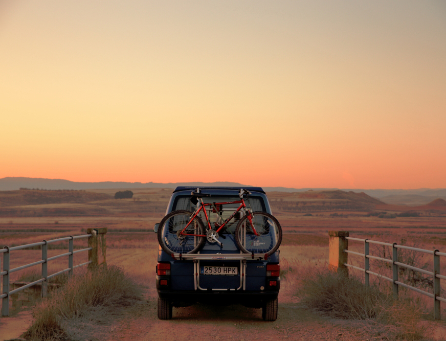 campervan and mtb, what else do you need